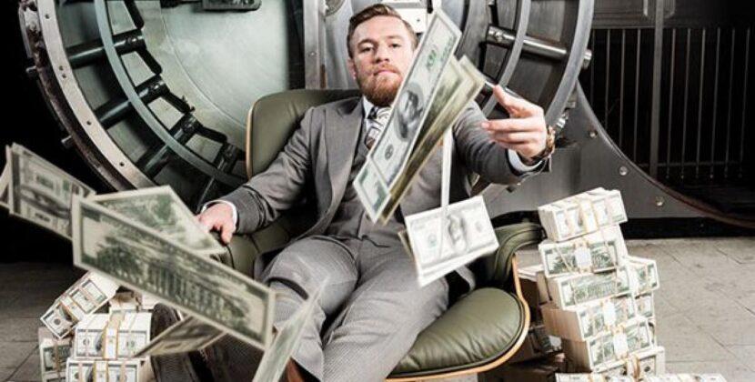 McGregor encabeza lista Forbes de deportistas mejor pagados en 2020