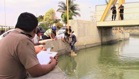 Dos hombres se ahogan en represa hidroeléctrica de Curumuy