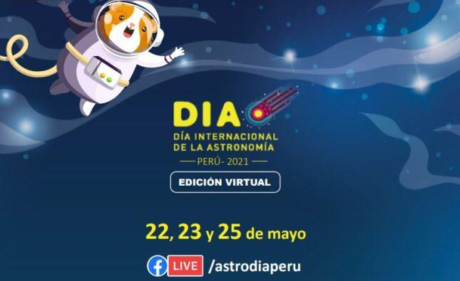 El Día Internacional de la Astronomía Perú lo celebra con eventos