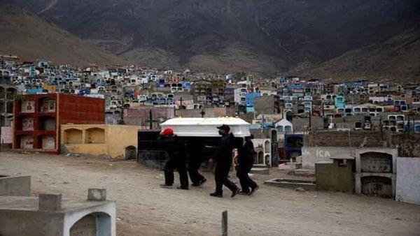 Covid-19: 32 muertos en las últimas 24 horas en La Libertad