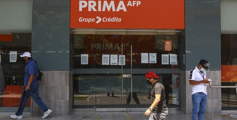AFP: Peruanos podrán retirar hasta 17 mil soles de los fondos pensionarios