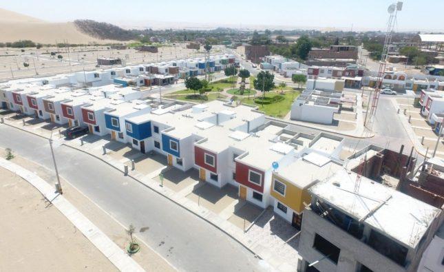 Mivivienda crea sistema para seguir obras de Techo Propio