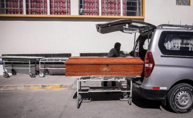Tumbes: En una semana registran 20 muertos por Covid-19