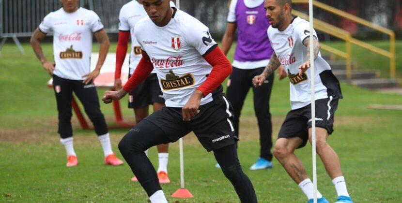 Selección peruana busca sorprender en la Copa América