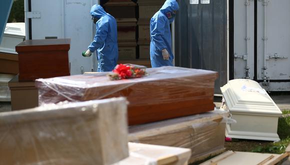 Perú con la tasa más alta de muertos por covid-19
