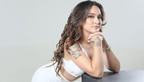 Daniela Darcourt invita a votar por ella en Premios Juventud