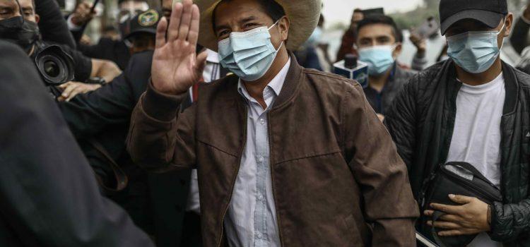 Pedro Castillo se convertirá en el nuevo presidente de Perú