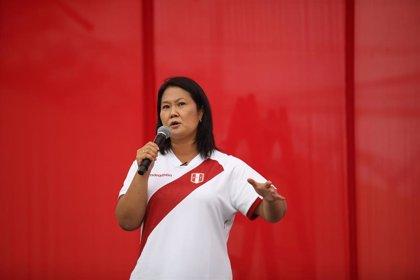 Keiko Fujimori espera que se cuente hasta el último de los votos