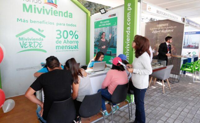 Más de mil créditos Mivivienda se entregaron en Mayo