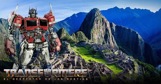 Confirman que rodarán escenas de Transformers en Machu Picchu